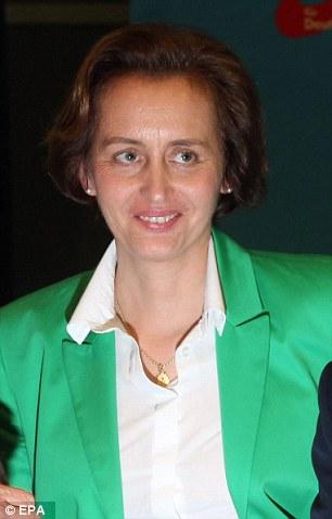 Beatrix Von Sturch Foto : EPA